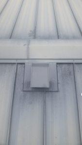 metal roof repair